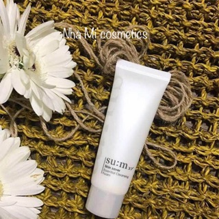Sữa rửa mặt Su:m37 Sum 37 Skin Saver Essential Cleansing Foam 40ml
