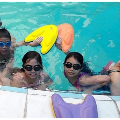 Phao tim tập bơi cho người lớn và trẻ em