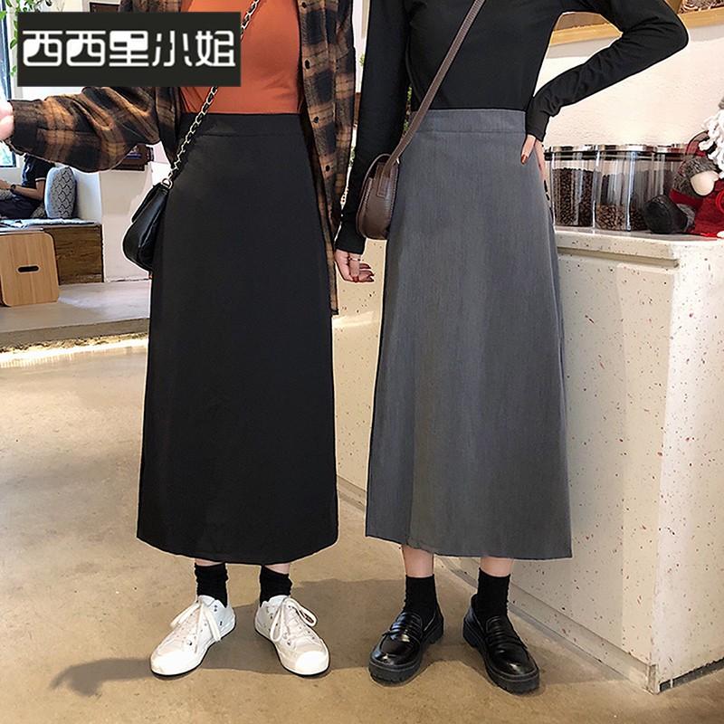 Chân Váy Mỏng Kiểu Retro Hàn Quốc Xinh Xắn Cho Nữ