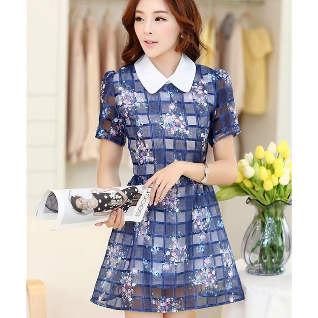 Đầm xinh dịu dàng - 85050