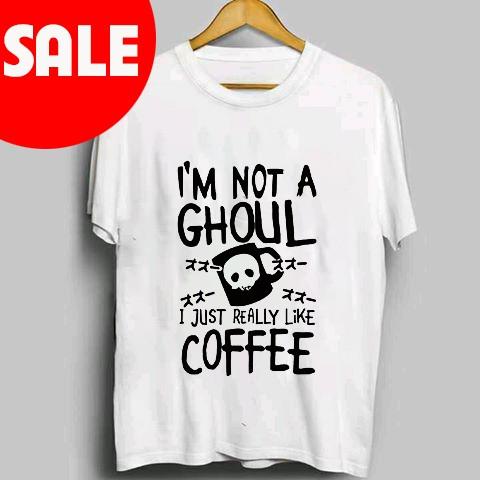 Áo Tokyo Ghoul Free ship mua áo thun Kaneki Ken màu trắng đẹp giá rẻ HOT nhất