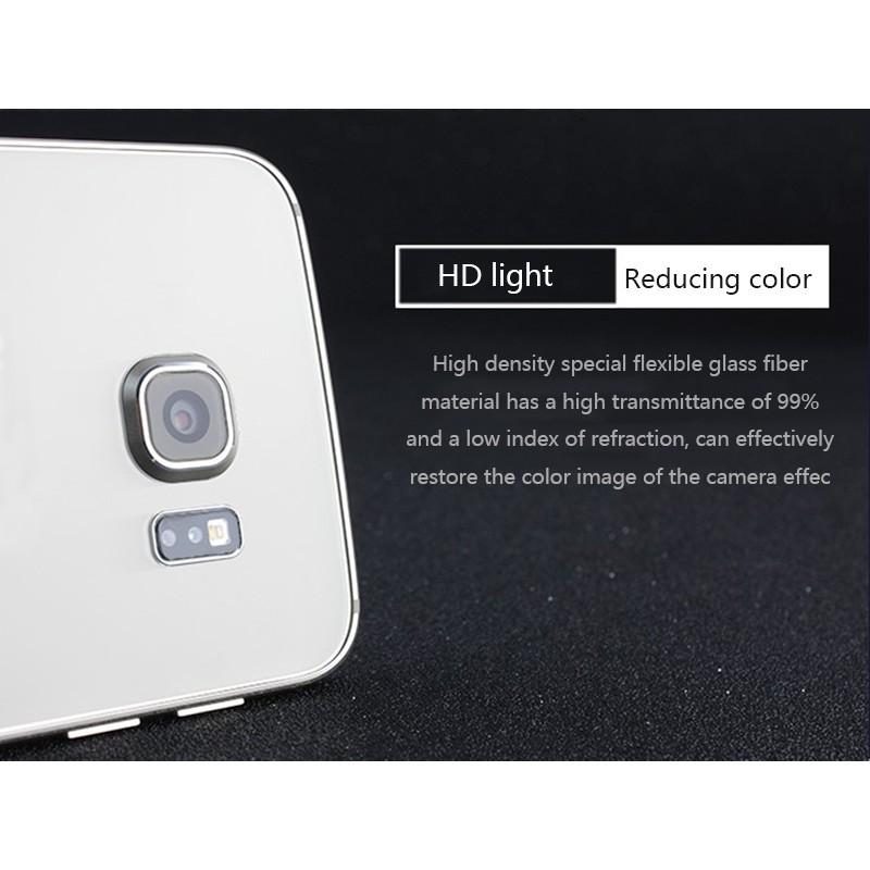 Kính cường lực 9H bảo vệ camera cho điện thoại Samsung Galaxy S7 Edge