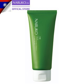 Sữa rửa mặt dạng bùn Naruko trà tràm Tea Tree Purifying Clay Mask and Cleanser in 1 120 gr