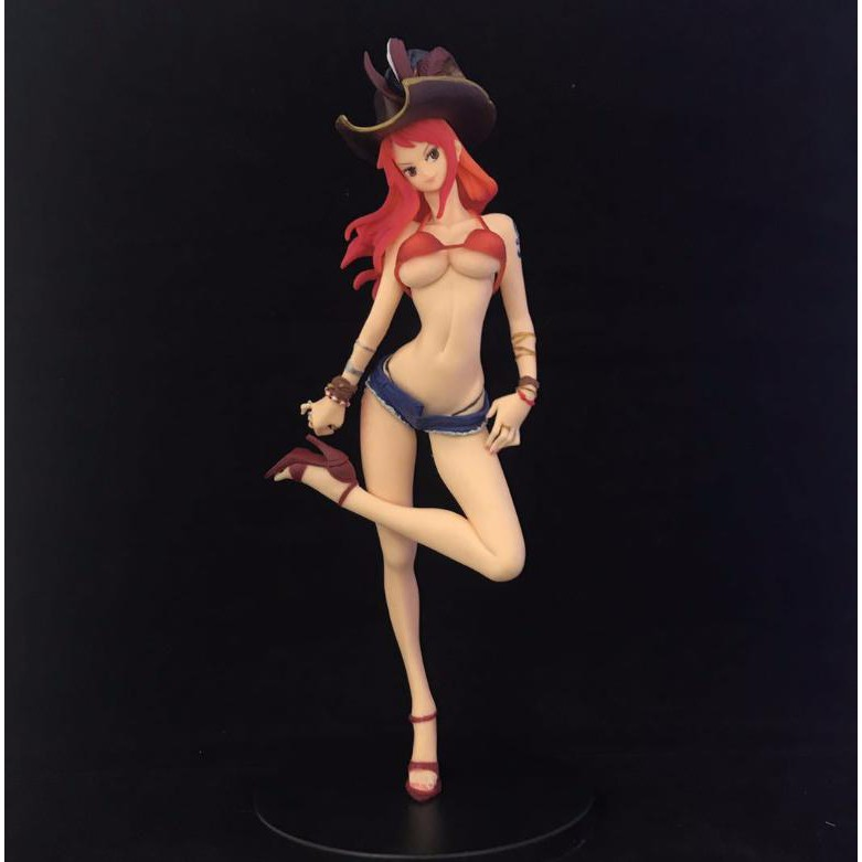 Mô hình Nami Sexy - figure Nami Flag diamond ship - One piece