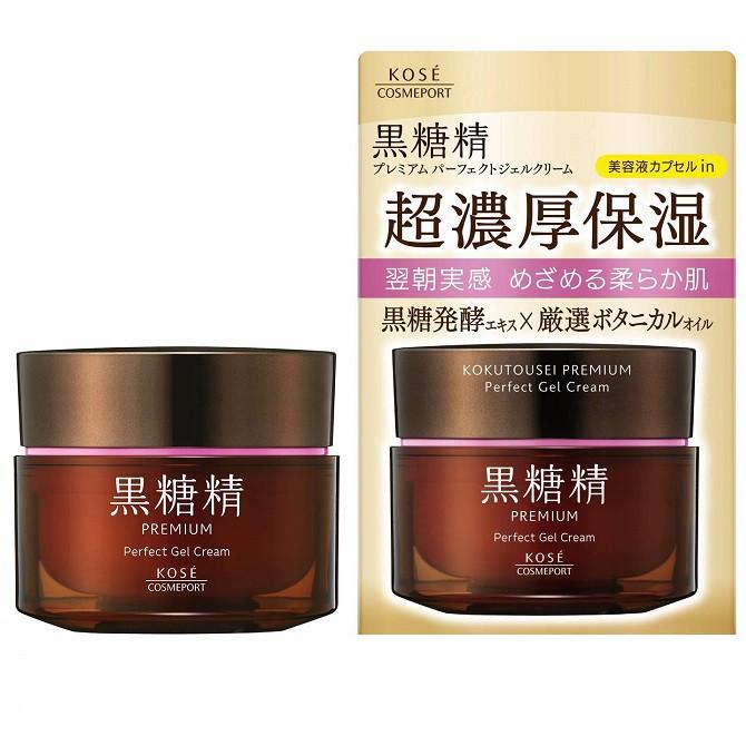 Kem dưỡng da ban đêm chống lão hóa Kosé PREMIUM Perfect Gel Cream 100g- Nhật Bản