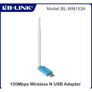 USB Wifi 1 ăng ten LB-LINK BL-WN153A