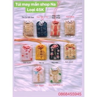Túi may mắn shop Nana