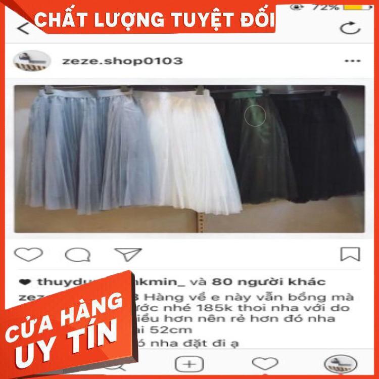 Chân váy công chúa tulle shirt 100k ( có sẵn ) - Hàng nhập khẩu