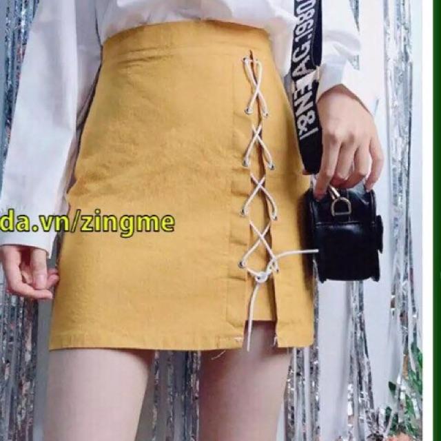 Chân váy thời trang chất liệu đẹp