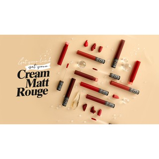 [Hot New] Son Kem Lì Black Rouge Cream Matt Rouge