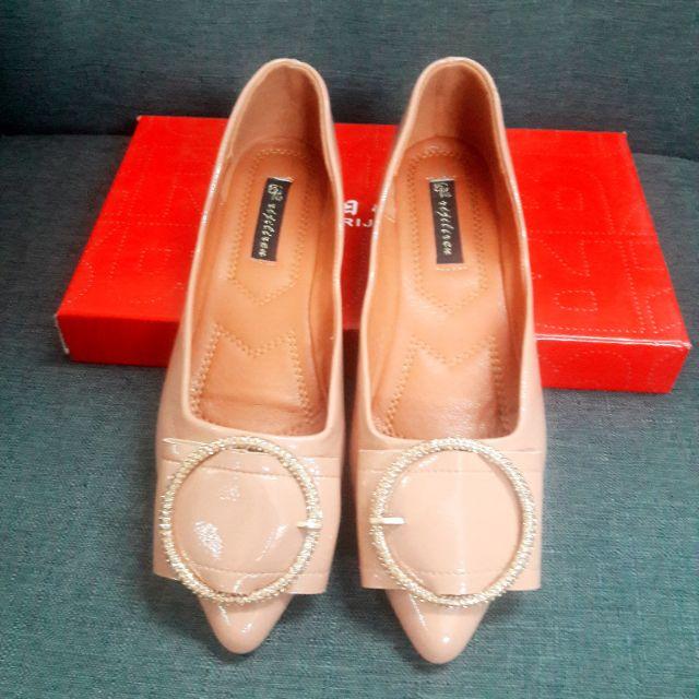 Giày bệt 1863 & sandal 6379