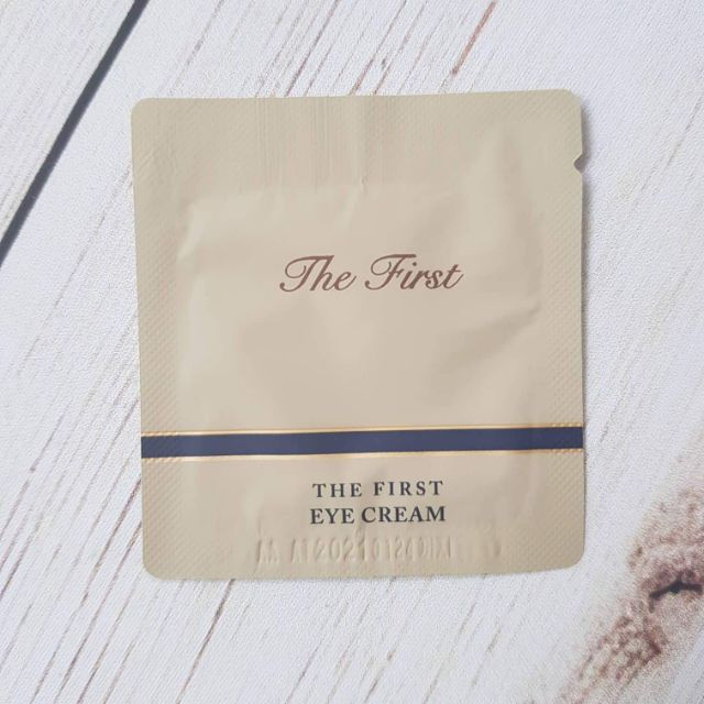 10 gói kem mắt Ohui the first