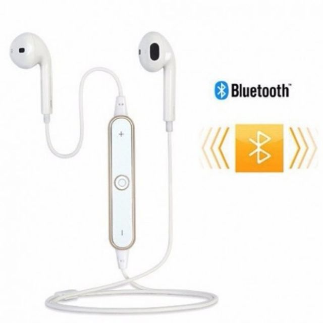 Tai Nghe Bluetooth S6 (Giao màu ngẫu nhiên)