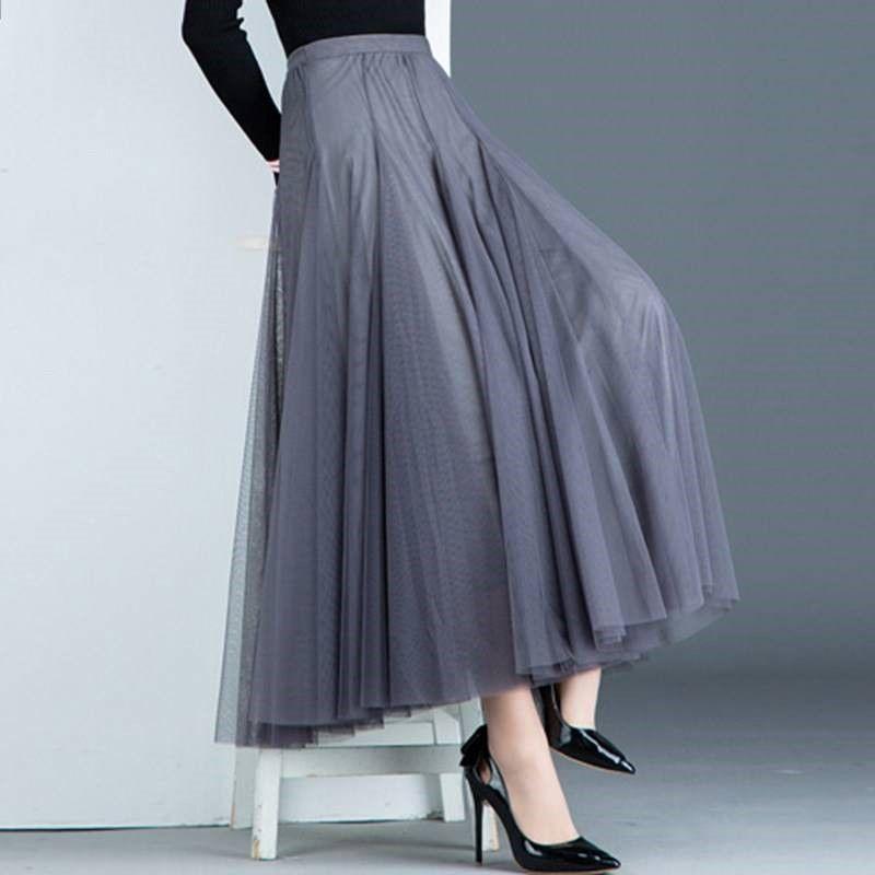 Chân Váy Chữ A Xếp Ly Thời Trang 2020 Xinh Xắn Cho Nữ