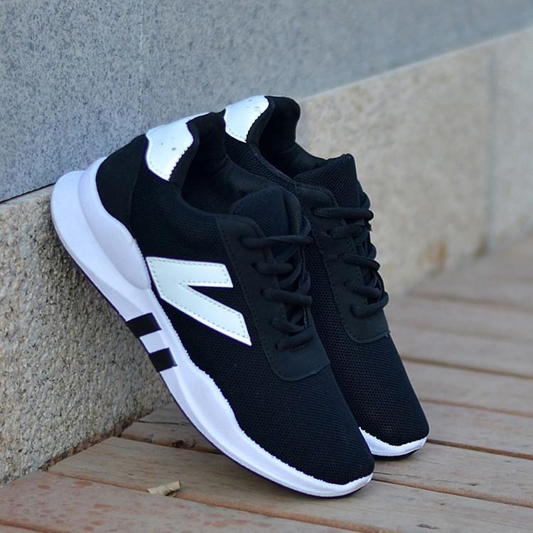 Giày Sneaker Nữ Thời Trang G3532 (Đen)