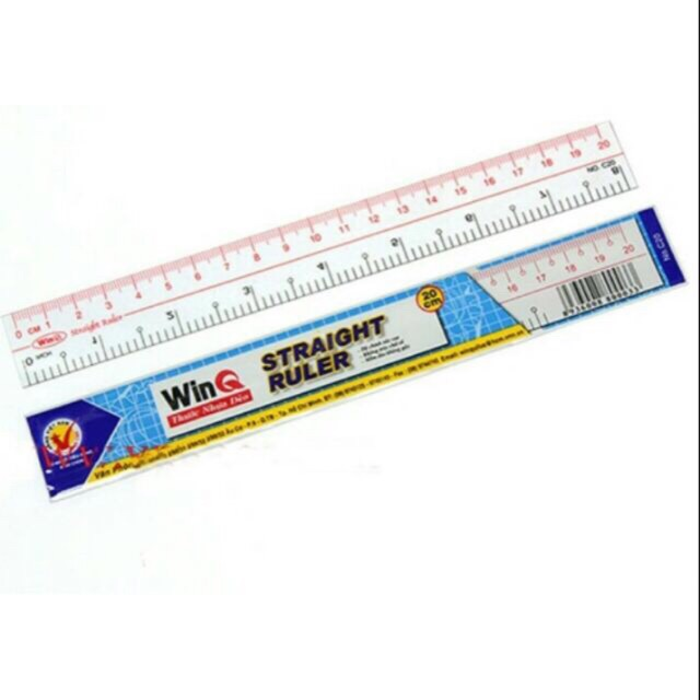 Thước dẻo Win 15cm-20cm-30cm