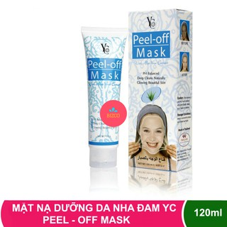 Gel mặt nạ chiết xuất từ lô hội YC Feel Of Mask With Aloe Vera Extract YC025-4 (120ml)