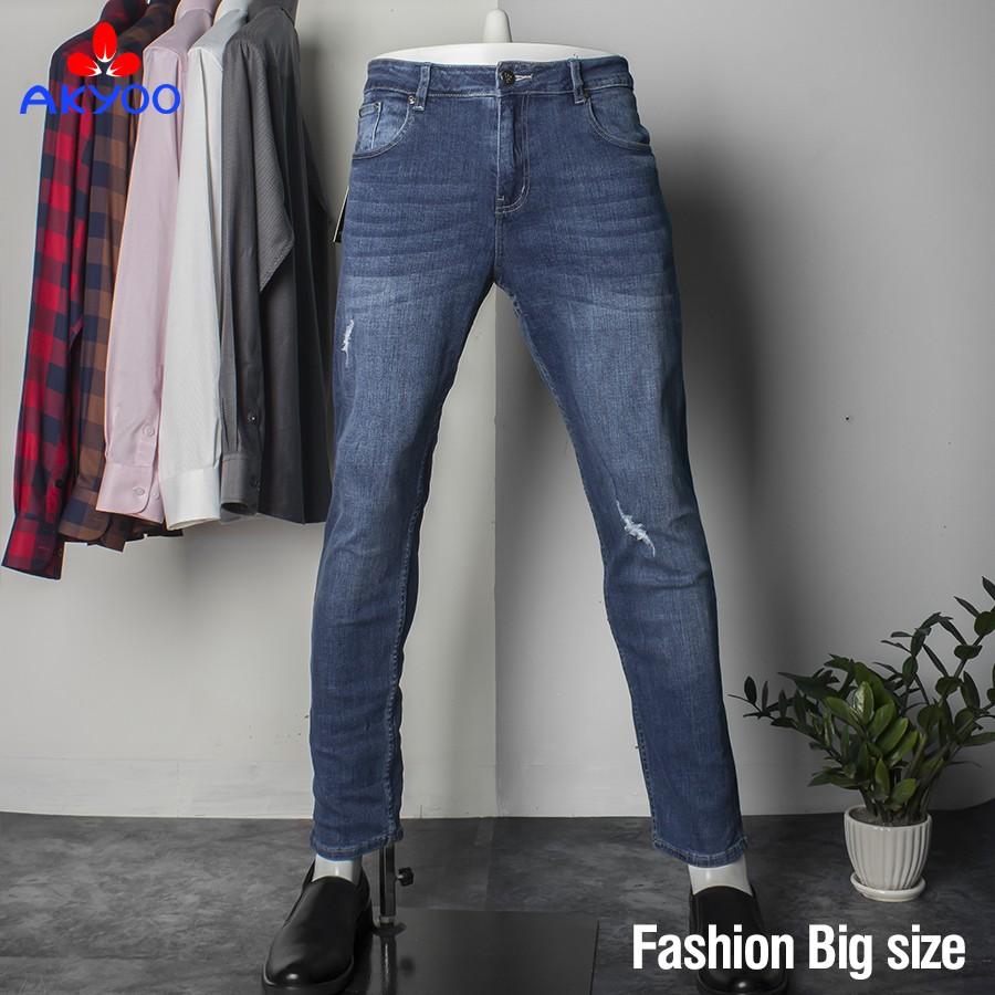 Quần Jean nam Big Size