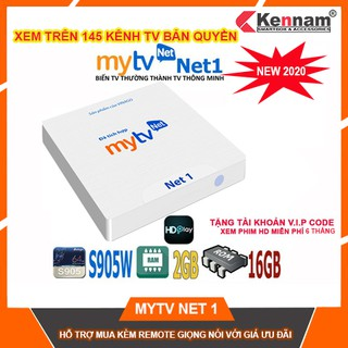 Hộp Android tivi box MyTVNet Net