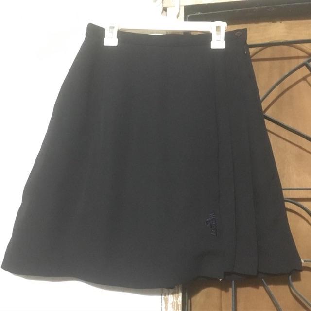 Chân váy Nhật xanh