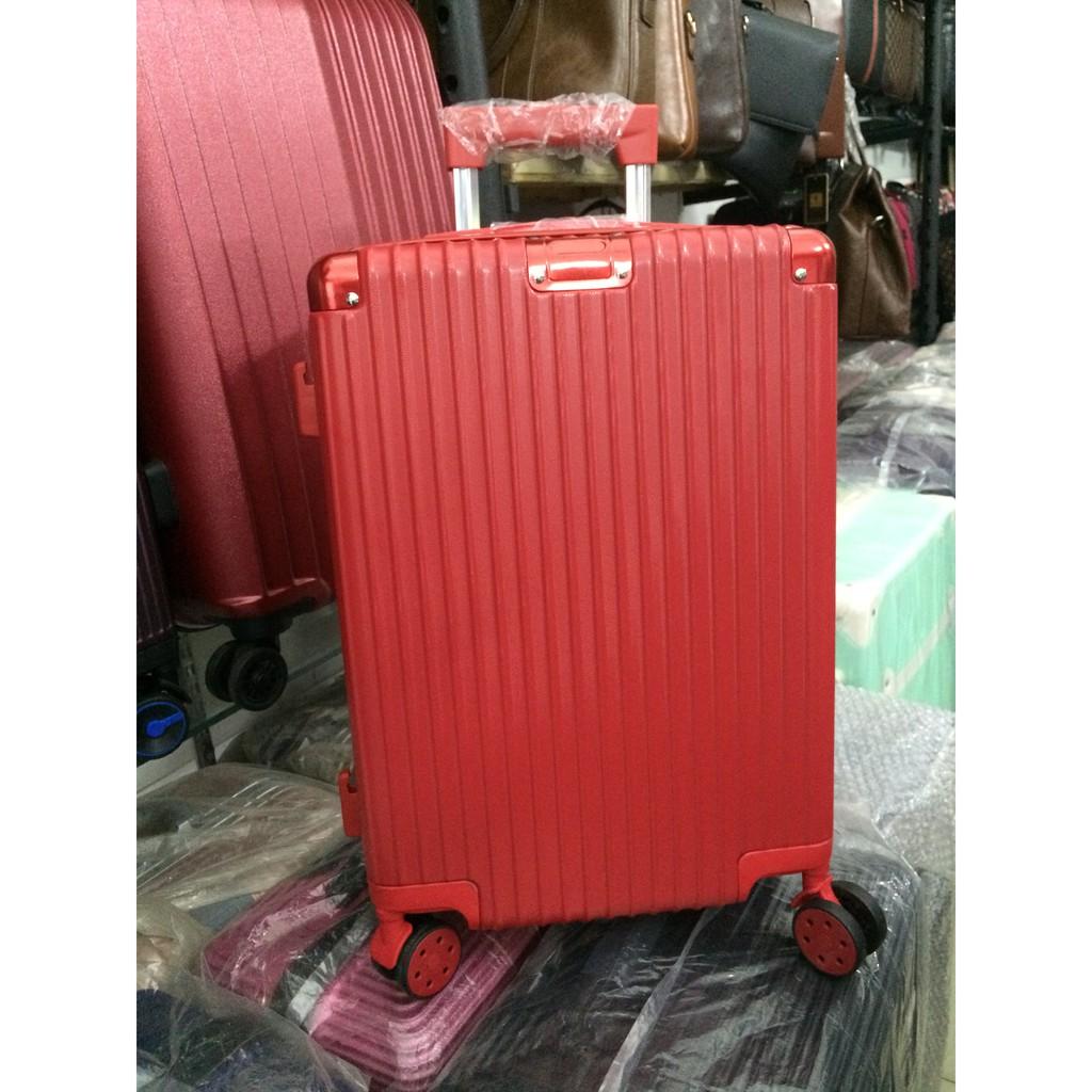 \Size 20/ Vali nhựa cao cấp A301 Vân Nhám Chống Xước