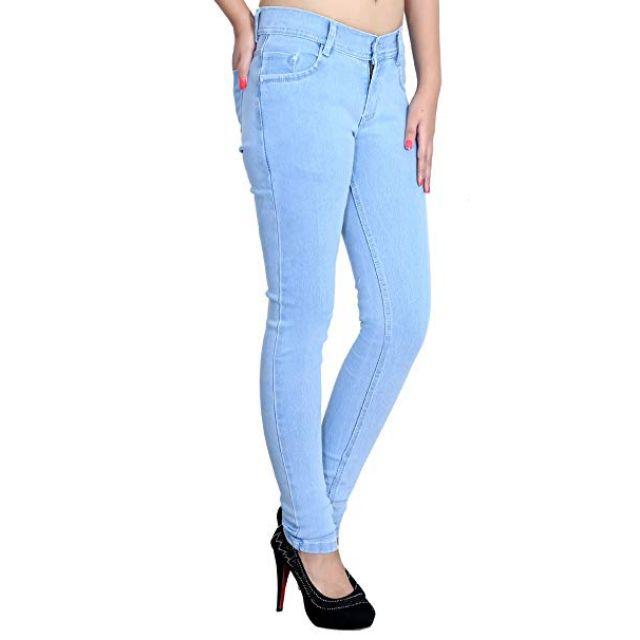 Quần jean nữ có size lớn 28-36