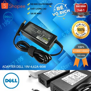 Sạc laptop Dell 19V - 4.62A (90W)