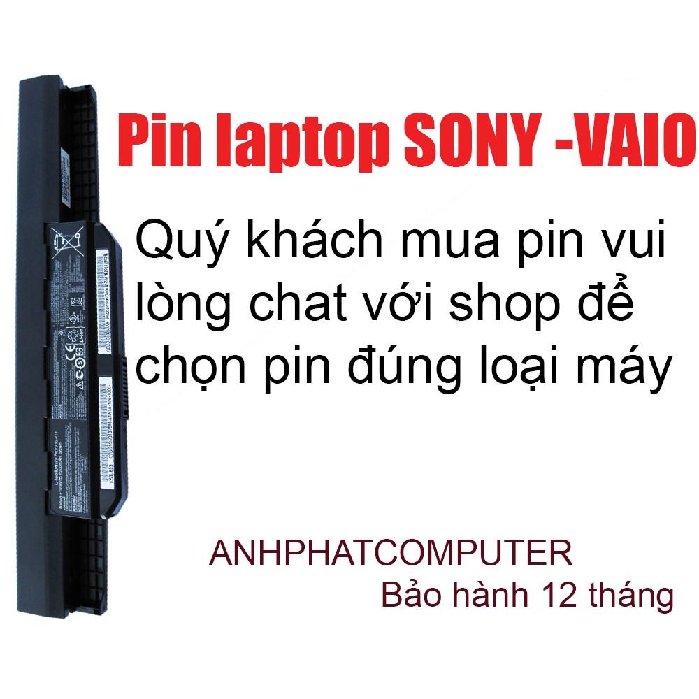 Pin laptop sony vaio