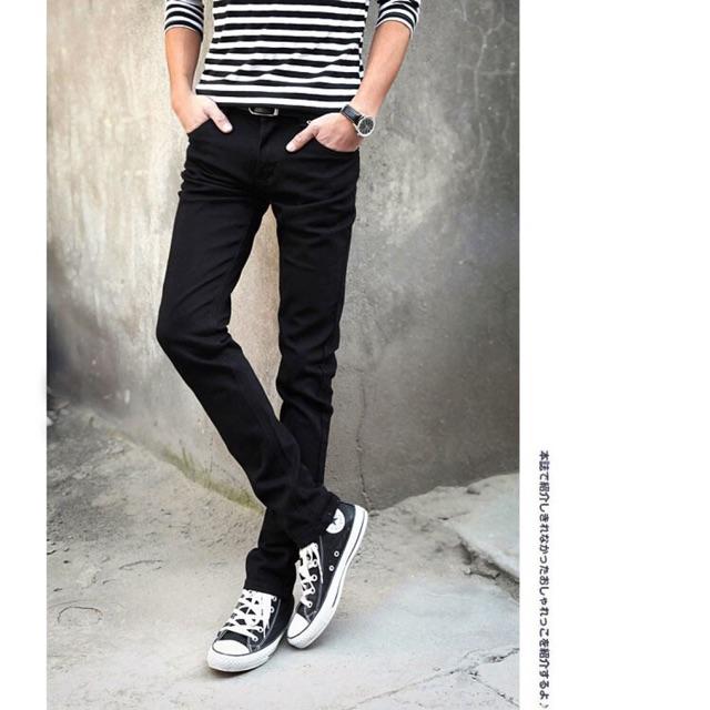 Quần jean nam thời trang -j1
