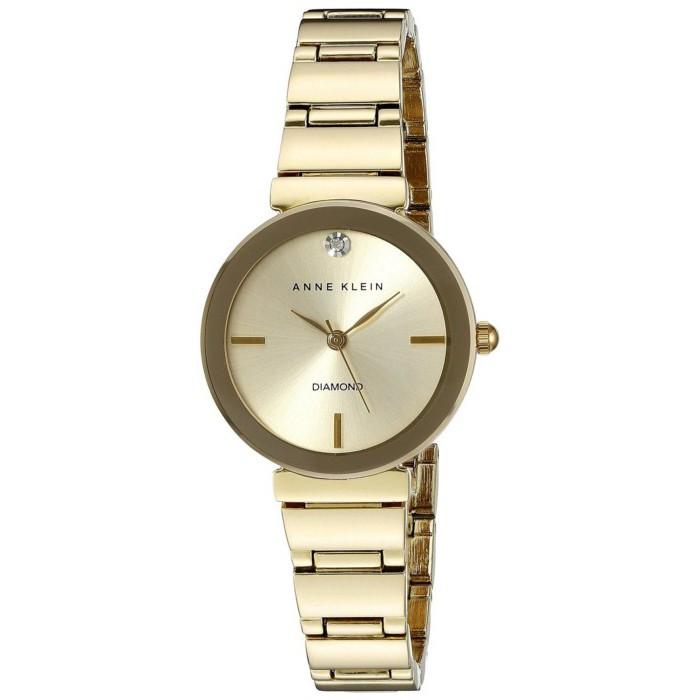 Đồng hồ thời trang Nữ Anne Klein AK/2434CHGB