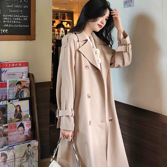 Áo khoác manto nữ / áo khoác sherlock nữ - có video
