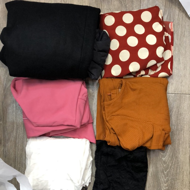 Set, đầm, áo