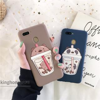 Casing Samsung J7Prime J2Prime A10 M10 A750 A20 A30 A50 A7 2018 A70 A8 2018 A5 2018 M20 We Bare Bears Soft Case