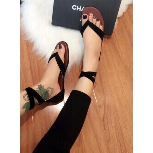 Sandal kẹp hậu 139