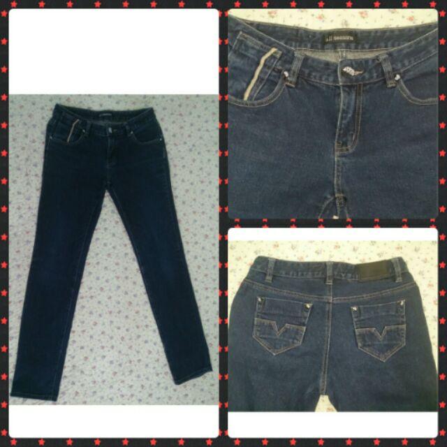 quần jeans hiệu all season