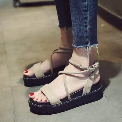 Sandal Hàn Quốc phong cách