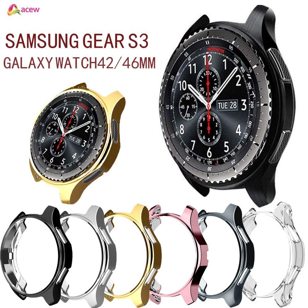 Nơi bán Ốp lưng kiểu dáng đơn giản tiện dụng dành cho đồng hồ thông minh  Samsung Gear S3 / Galaxy S3 giá tốt nhất - Tháng 05/2021