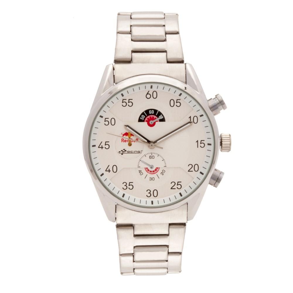 Đồng hồ nam Bewatch 38162 dây kim loại mặt trắng