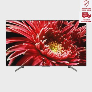 Android TV LED 4K HDR Sony 55 inch 55X8500G (2019) Đen