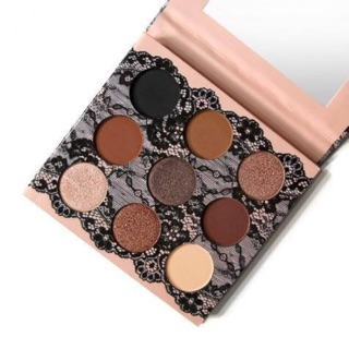 Bảng Phấn Mắt 9 ô BEAUTY CREATIONS Boudoir Shadows