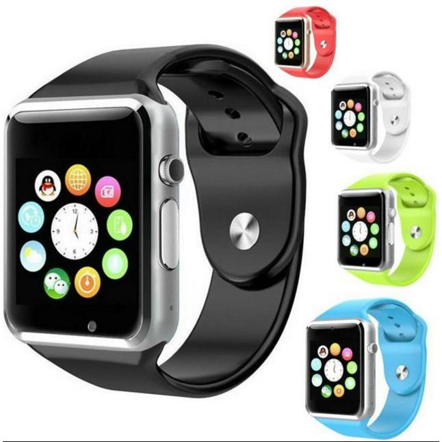 Đồng hồ thông minh A1 kiểu dáng thể thao đa dạng màu sắc
