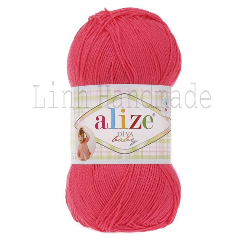 Cuộn Len Alize Diva Baby 288