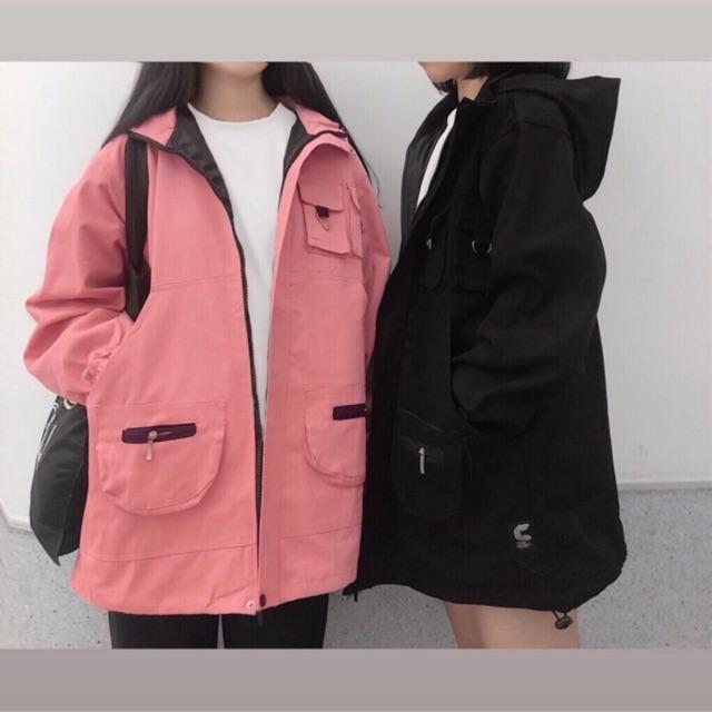 áo Khoác Jacket Pocket