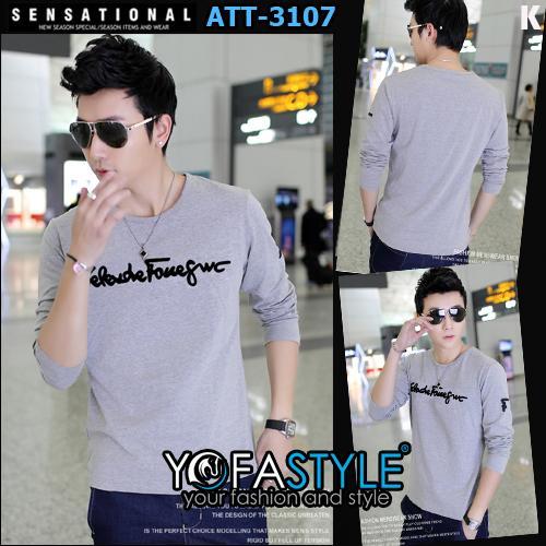 3107 - áo thun nam phong cách