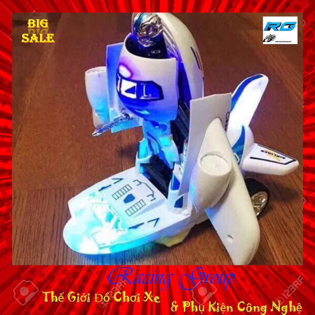 [RẺ VÔ ĐỊCH] Máy Bay AiRBUS biến hình Robot