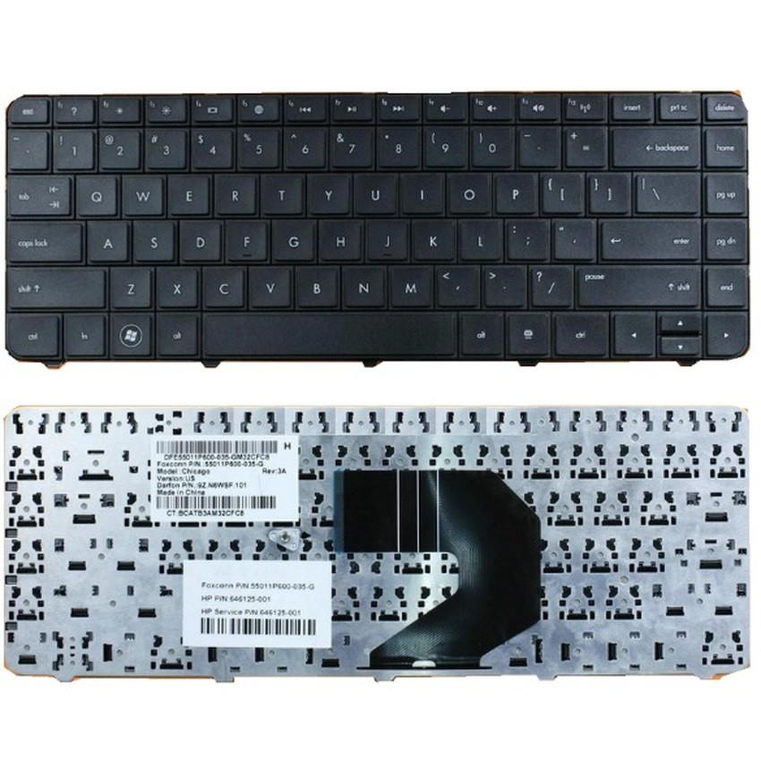Bàn phím laptop hp 1000