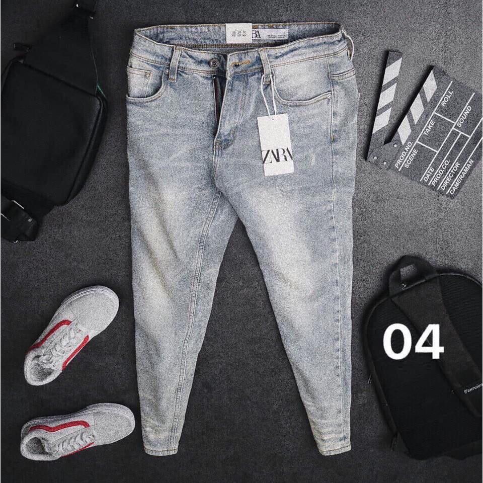 quần jean nam cao cấp M370