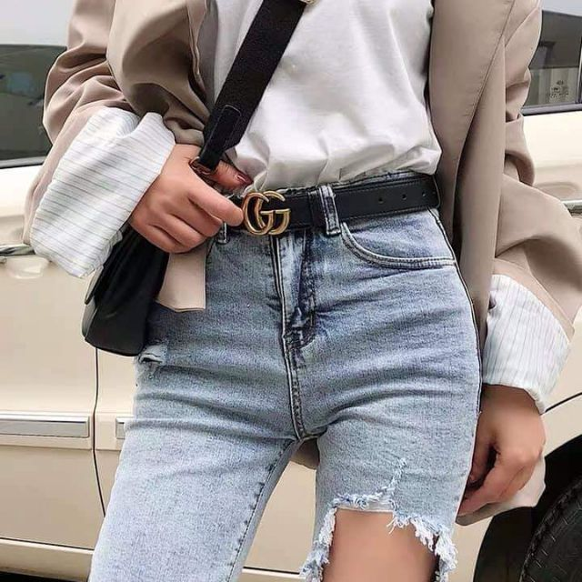 Quần Jean nữ sexy very big size căng to đẹp đẽ [ 350k ]