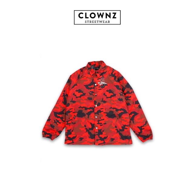 Bán áo khoác của clowz
