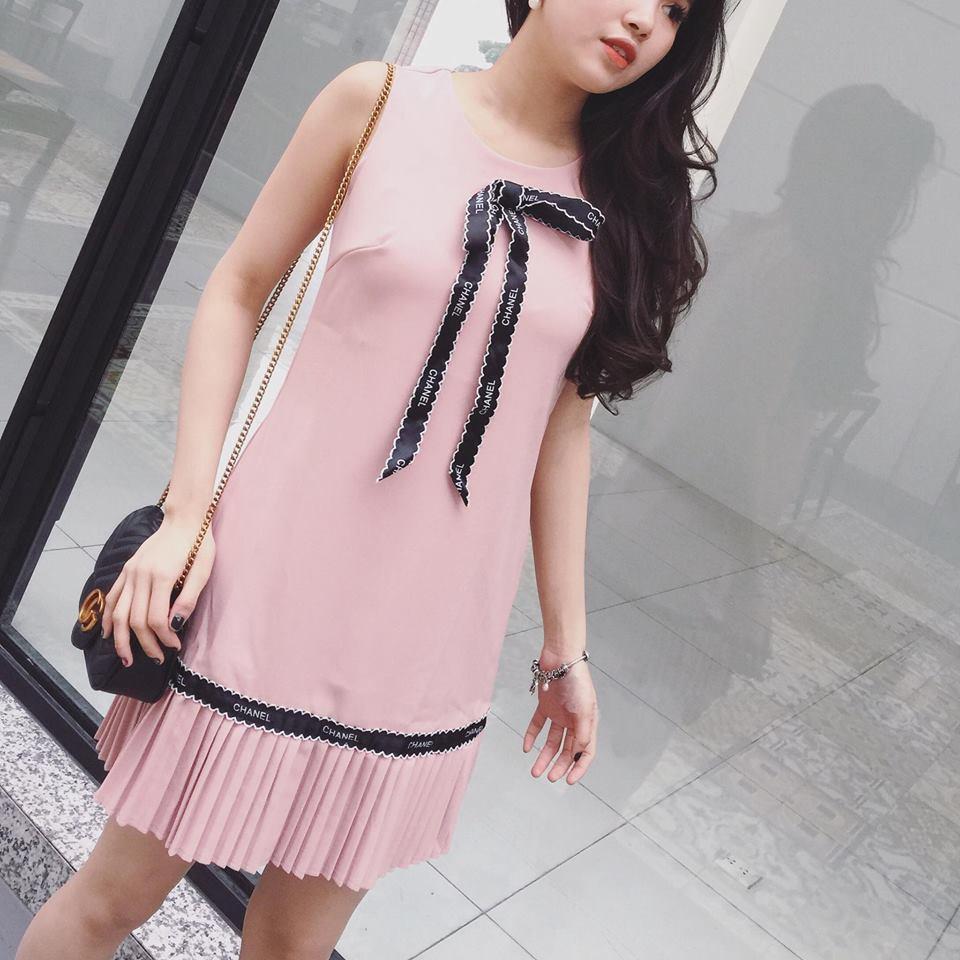 Đầm Dập Li - HNT D10 - Dress ( sẵn )